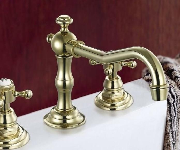 Grifos de baño: Productos de Saniprat