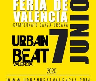 Campeonato Danza Urbana Urban Beat Valencia