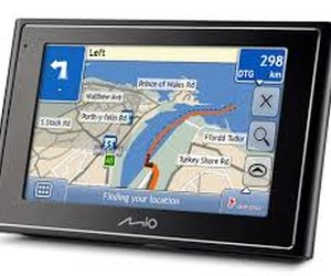 GPS Semitransport
