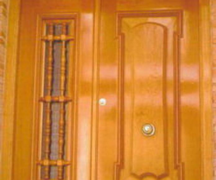 Puerta clasica MT 38