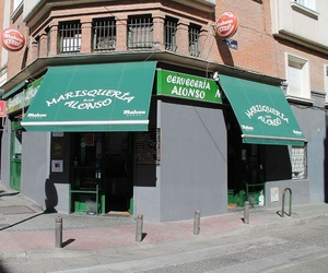 Exterior de nuestro bar de tapas en Prosperidad, Madrid