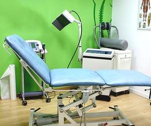 Clinica de fisioterapia en Madrid centro