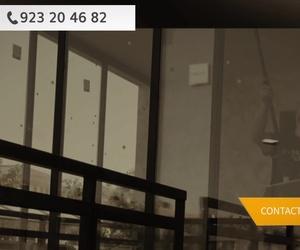 Carpintería de aluminio y PVC en Salamanca | Mundoaluminio
