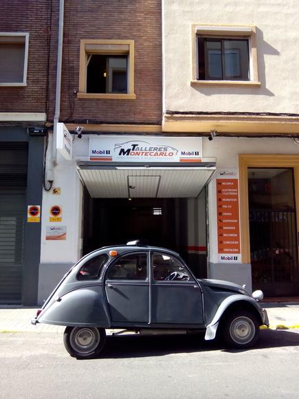 Vehiculos clasicos: Servicios de Talleres Montecarlo