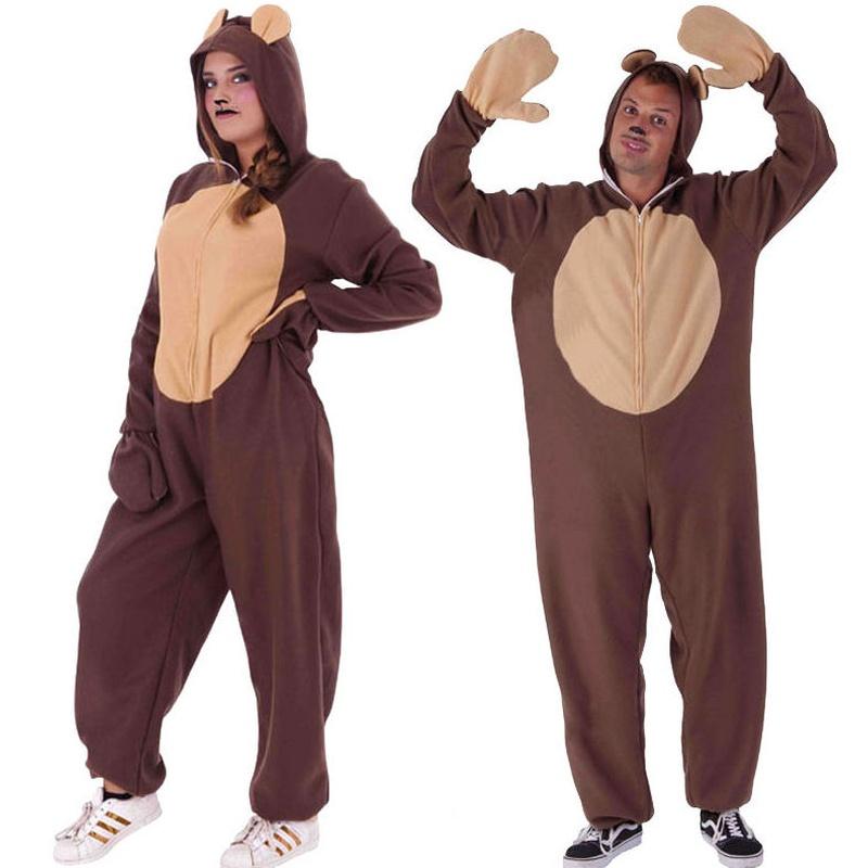 Disfraz oso adulto
