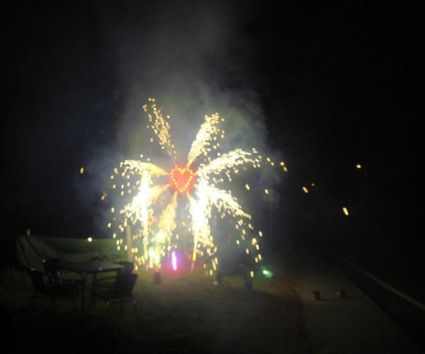 Pirotecnia Josman - Montaje de fuegos artificiales