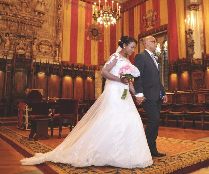 Reportajes de boda Barcelona