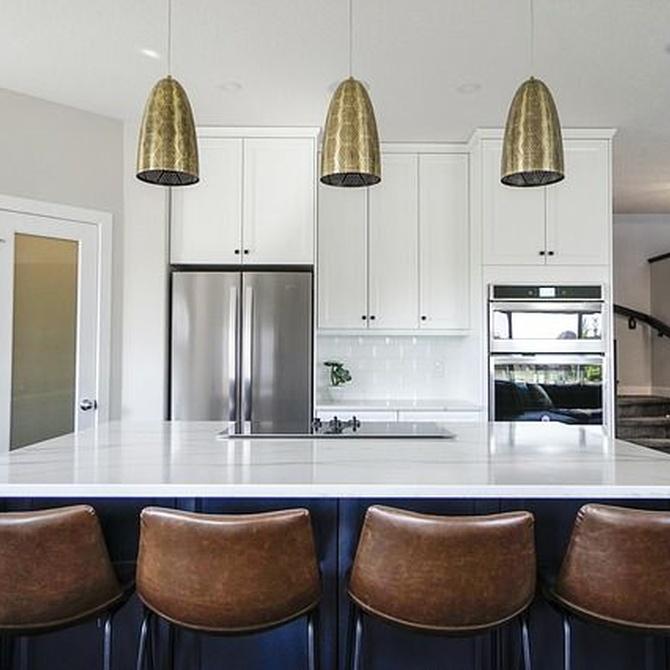 Las últimas tendencias en muebles de cocina