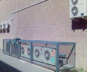 Montaje de aire acondicionado en Castelldefels