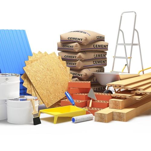 Materiales de construcción en Bigues