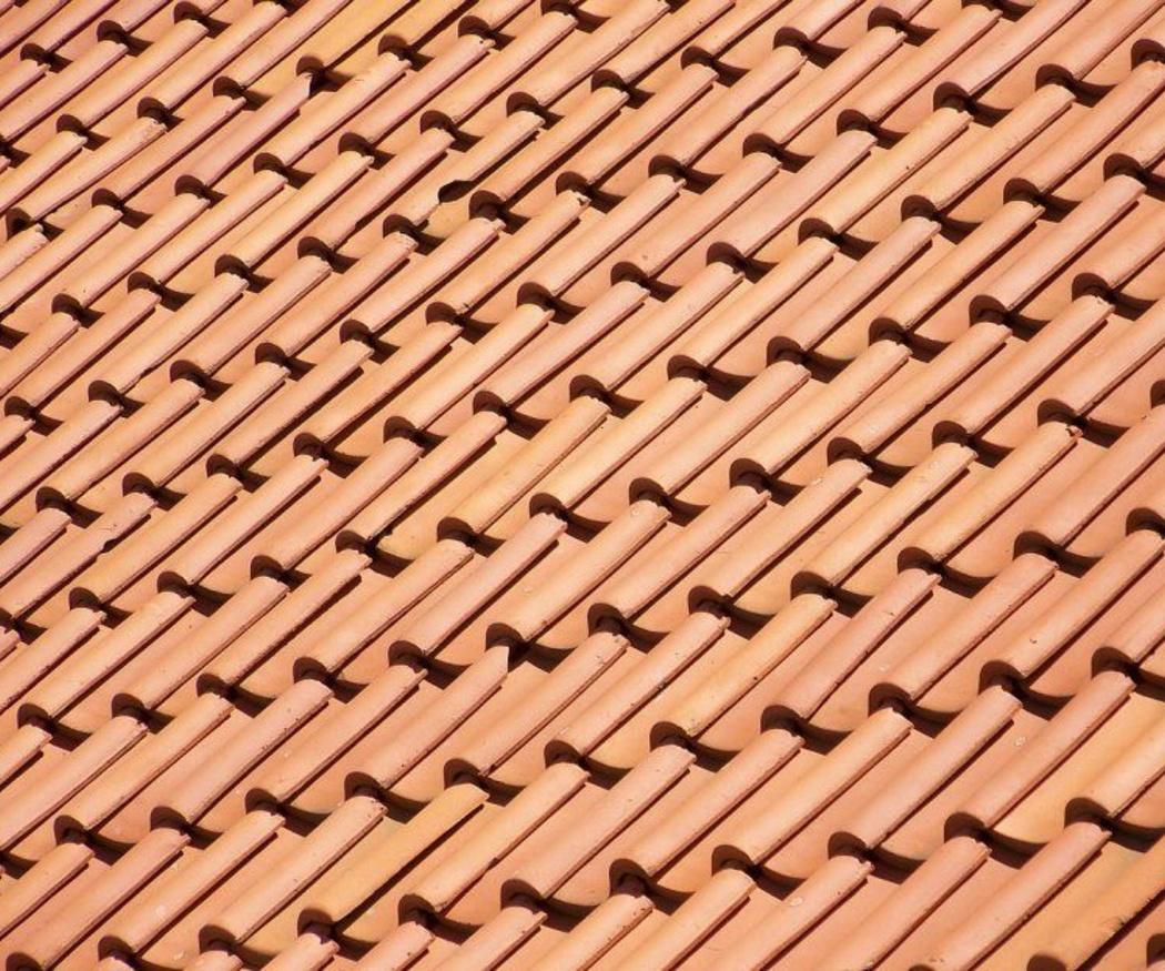 Tipos de tejas según el material