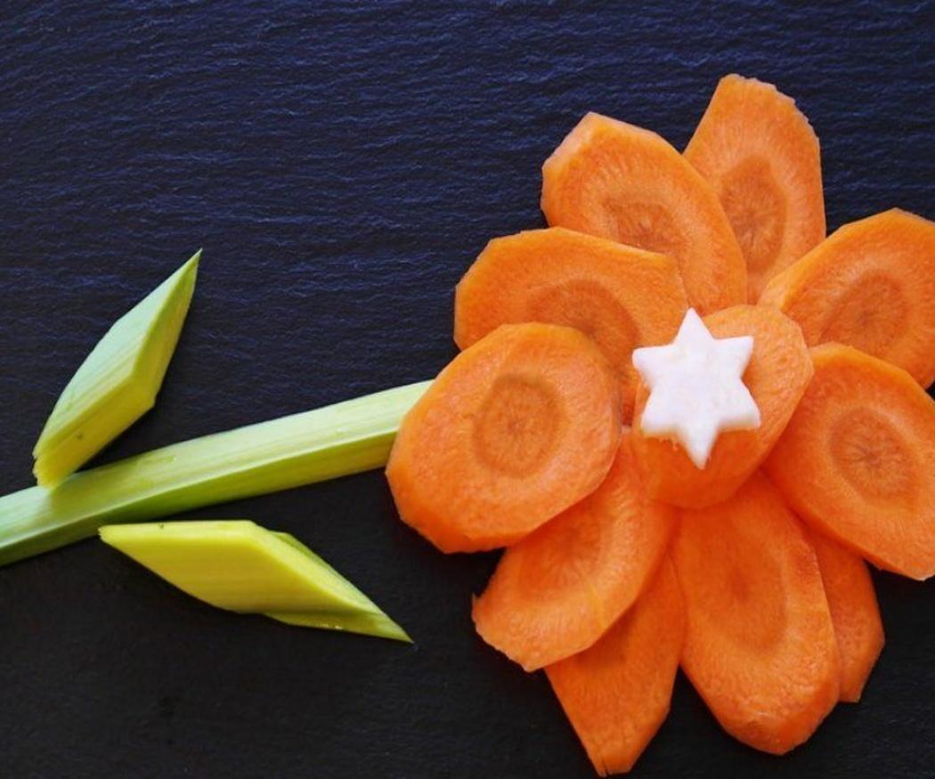 Algunos consejos para pelar las zanahorias