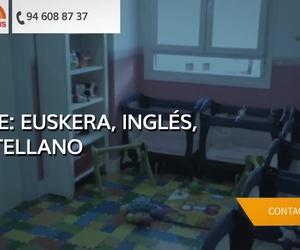 Guarderia infantil en Barakaldo | Arcoiris Haurreskola