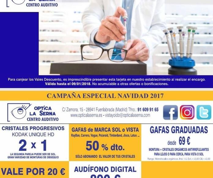 CAMPAÑA ESPECIAL NAVIDAD 2017