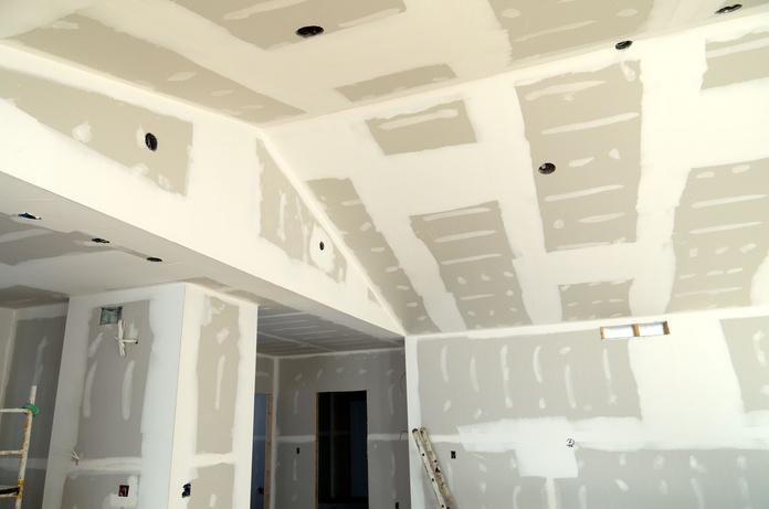 Falsos techos de pladur: Servicios de Instalaciones Óscar Magro