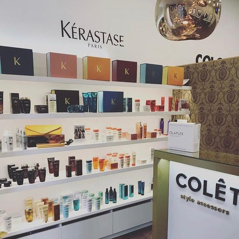 Tratamientos capilares: Salón de belleza de Colêt Style Assessors