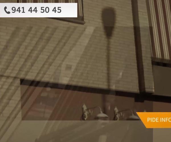 Toldos para terrazas Logroño