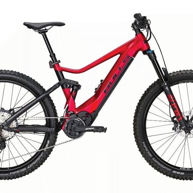 EBIKE BULLS E-STREAM EVO AM4 2021:  de E-Bike Guadarrama