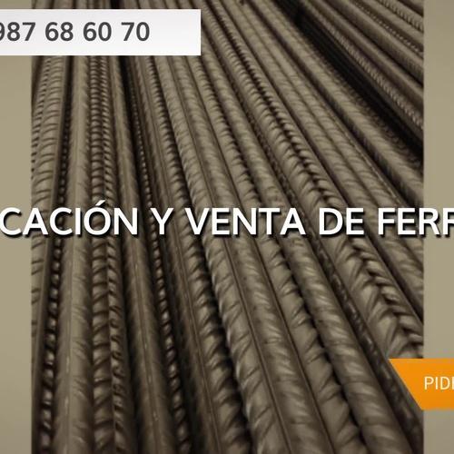 Empresas de ferralla en Valladolid: Ferralla y Forjados Santa Cruz