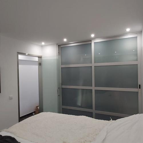 Frentes de armario Aluminios Mallorca Baleares