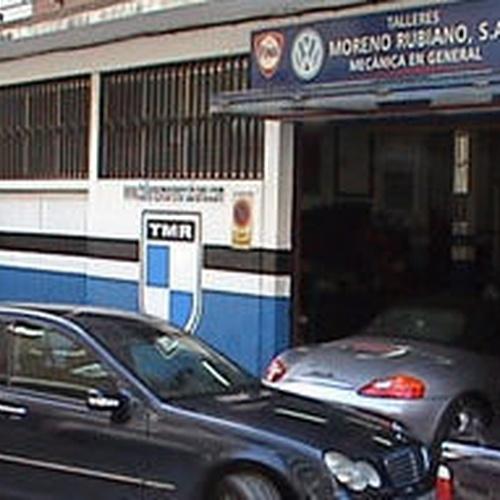 Talleres Moreno Rubiano, en San Sebastián de los Reyes