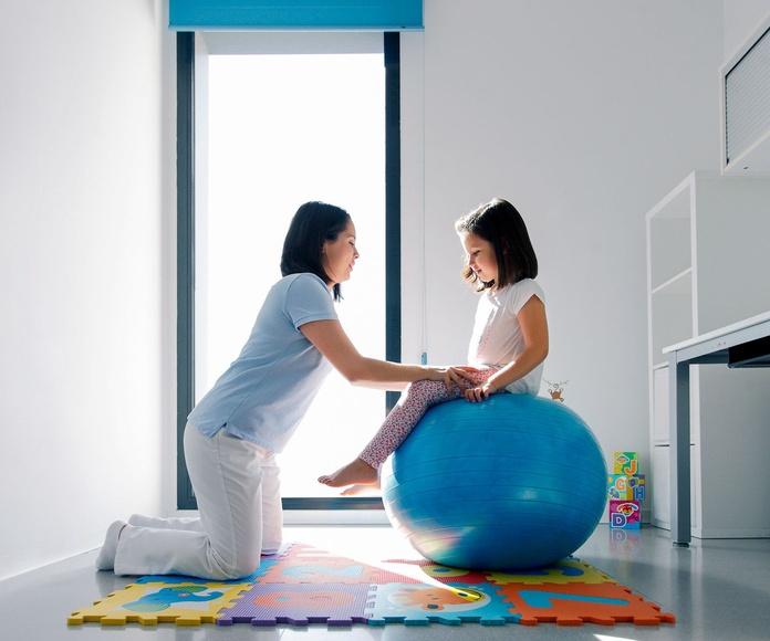 Fisioterapia infantil y desarrollo psicomotor