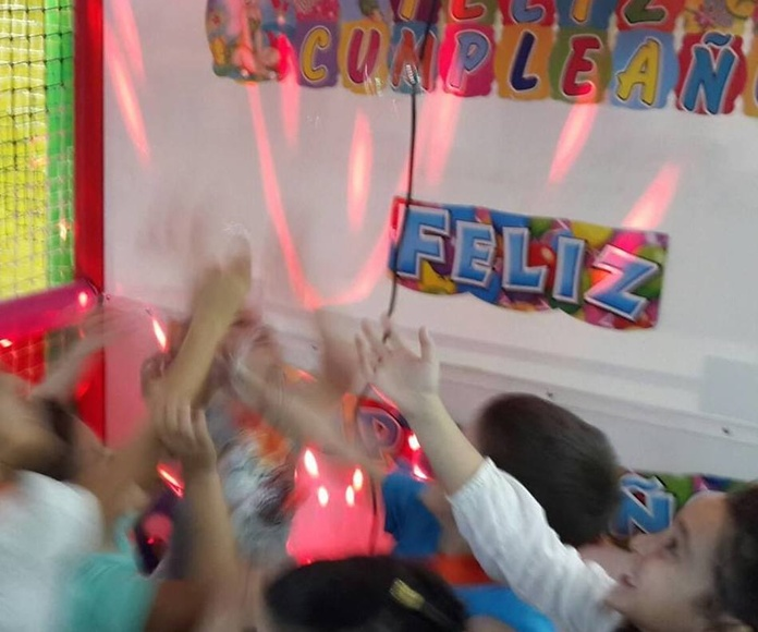 cumpleaños infantiles alcalá de guadaira