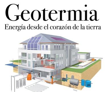 Calefacción  geotermia