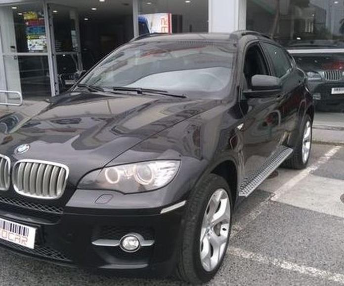 BMW X6 XDRIVE 4.0d PAQUETE SPORT TECHO SOLAR: Compra venta de coches de CODIGOCAR