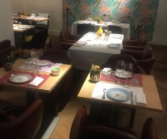 Restaurante Bibo de Dani García Marbella