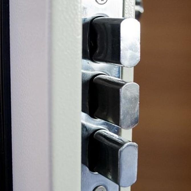 Tipos de cerraduras de seguridad