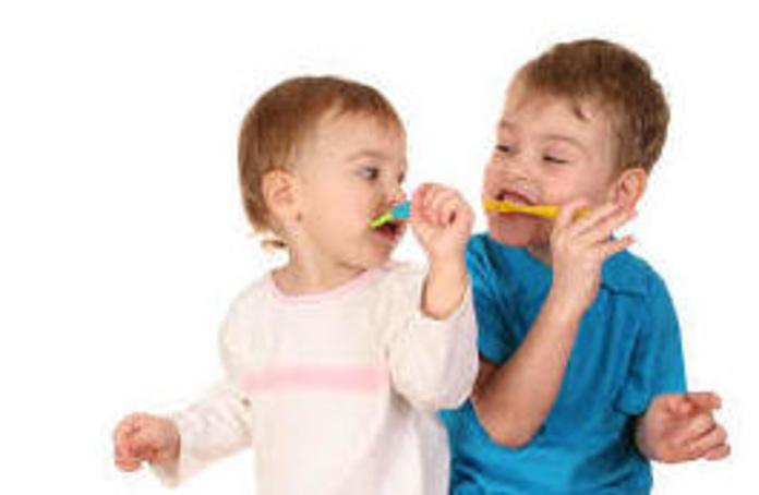 Primera dentición e higiene bucal