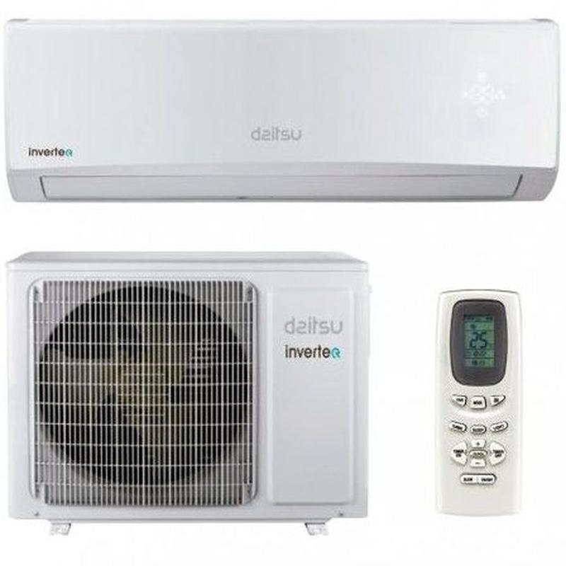 Daitsu Split Pared Inverter ASD9UI-EK: Productos de Cold & Heat Soluciones Energéticas