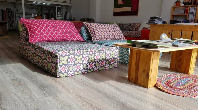 Tapicerías de sofás: Servicios de Alma Tapiceria Creativa