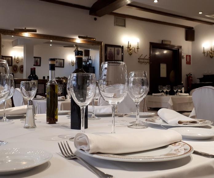 Restaurante Mesón Del Cid Madrid