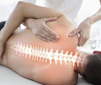 Terapia manual: Servicios de Clínica Ramos