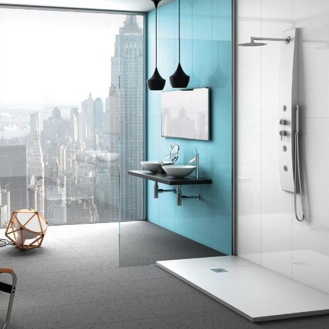 ¿Qué tipos de plato de ducha puedes encontrar para tu casa?