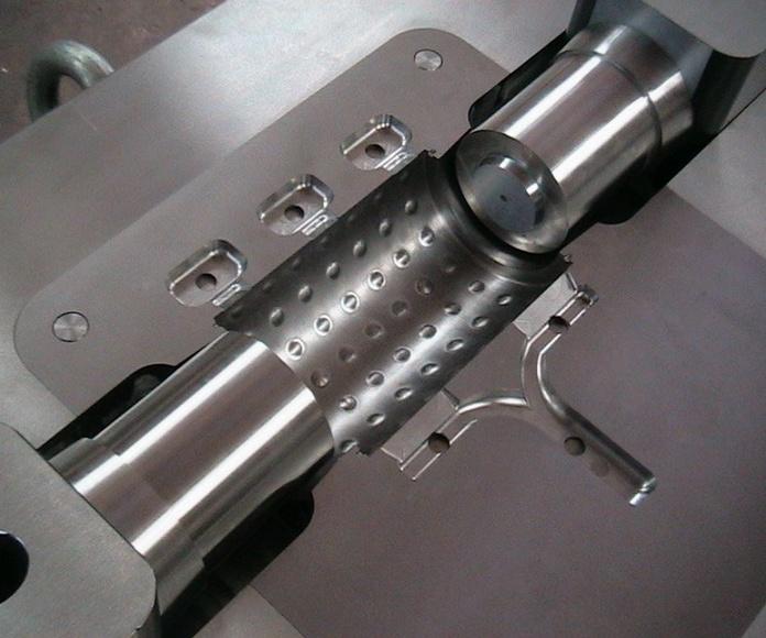 Troqueles y Prototipado: Productos y servicios de Ingeniería del Molde