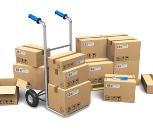 Recepción de mercancías