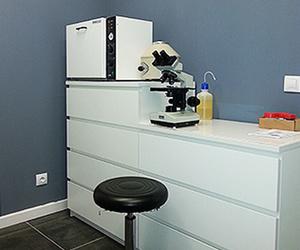 Servicio de análisis clínicos