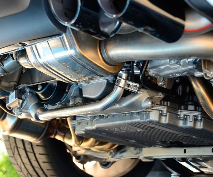 Reparación y comprobación de turbos: Servicios de BrotonAuto