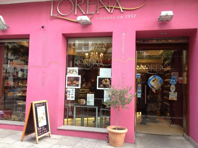 local Cafeteria Pasteleria LORENA: Especialidades de PASTELERIA LORENA:    Confiteria, Bomboneria, Pasteleria, Cafeteria, Comida para llevar, Regalos,