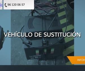 Electrónica del automóvil en Silla | Crisenti Motor