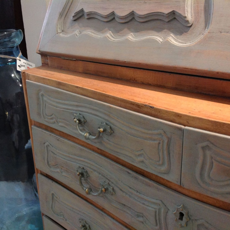 Restauración escritorio/bureau:  de Ste Odile Decoración