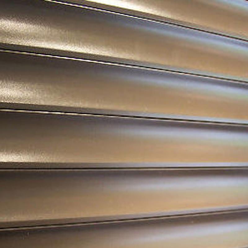 Persianas de aluminio: Carpintería de aluminio de Carpintería de Aluminio Alberto Mellado