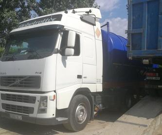Transporte de mercancias: Servicios de FONT TVT
