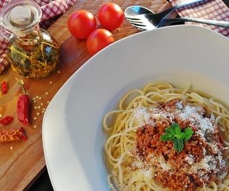 Ensaladas y huerto: Carta de Restaurante Doyma