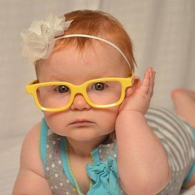 Mejores materiales para gafas infantiles