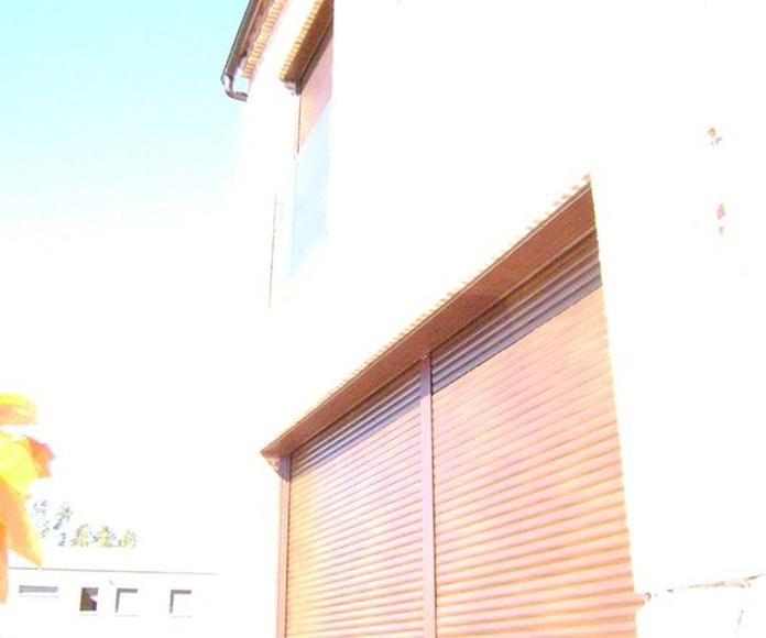Ventanas de aluminio: Servicios de ALUPEGS
