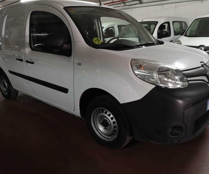 Renault Kangoo Profesional dCi 75cv: Stock de GETAFE - Furgonetas a Buen Precio